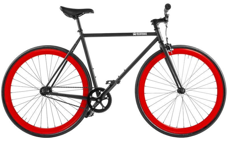 Велосипед Bear Bike Frankfurt (fixed gear) за 6380000 руб.