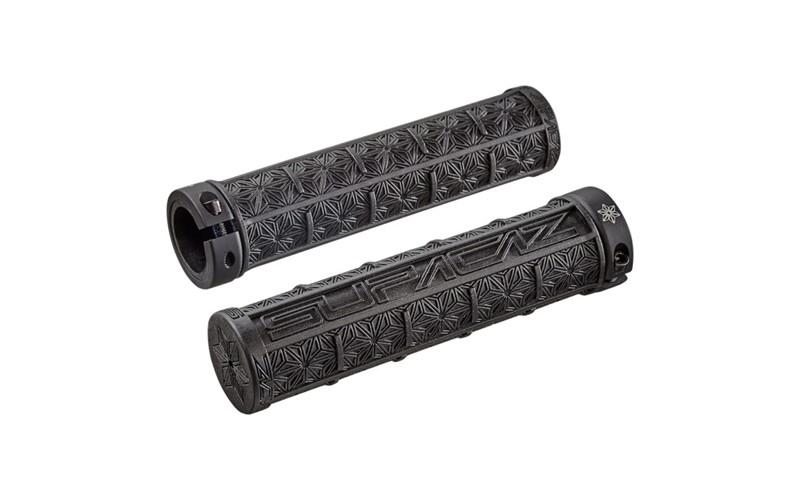 Грипсы Supacaz Grizips чёрные за 599900 руб.