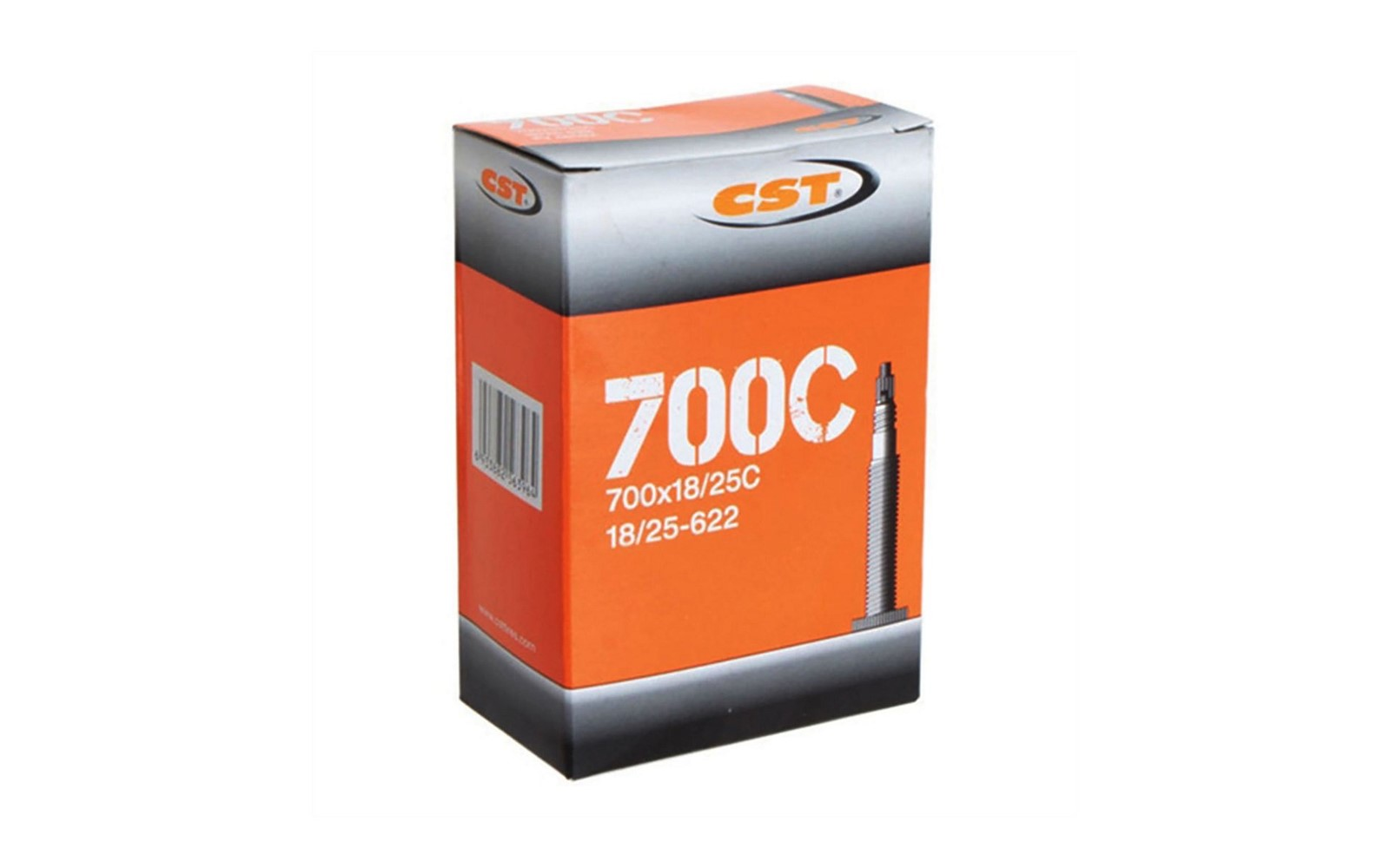 Камера CST 700x18/25С Presta 60 мм за 139900 руб.
