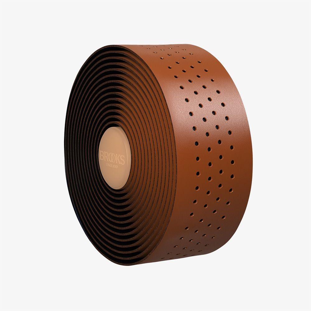 Обмотка руля Brooks Microfibre медовая за 799900 руб.