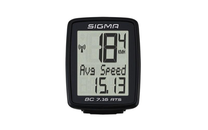 Велокомпьютер Sigma BC 7.16 ATS за 979900 руб.