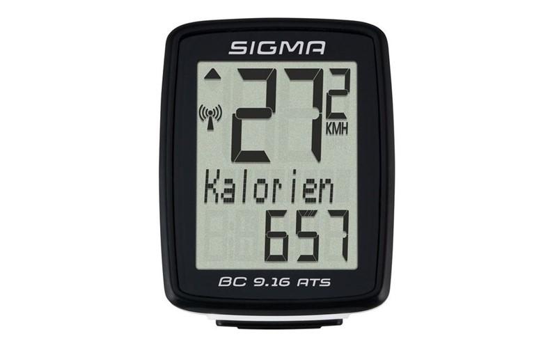 Велокомпьютер Sigma Topline BC 9.16 ATS за 899900 руб.