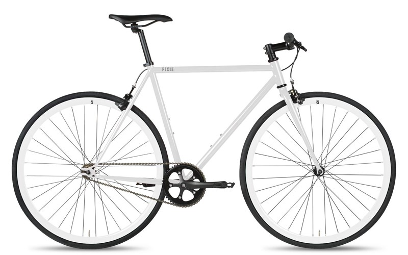 Велосипед 6KU Fixie Polar Ivory за 7999900 руб.