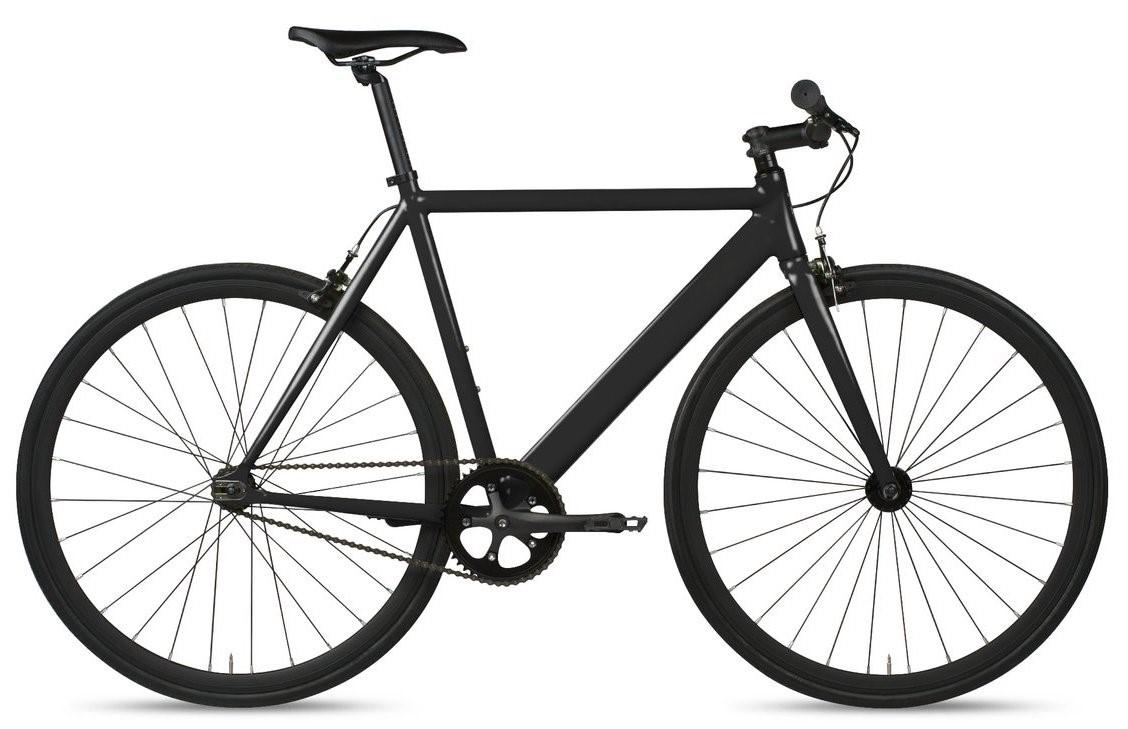 Велосипед 6KU Urban Track Shadow Black за 10999900 руб.