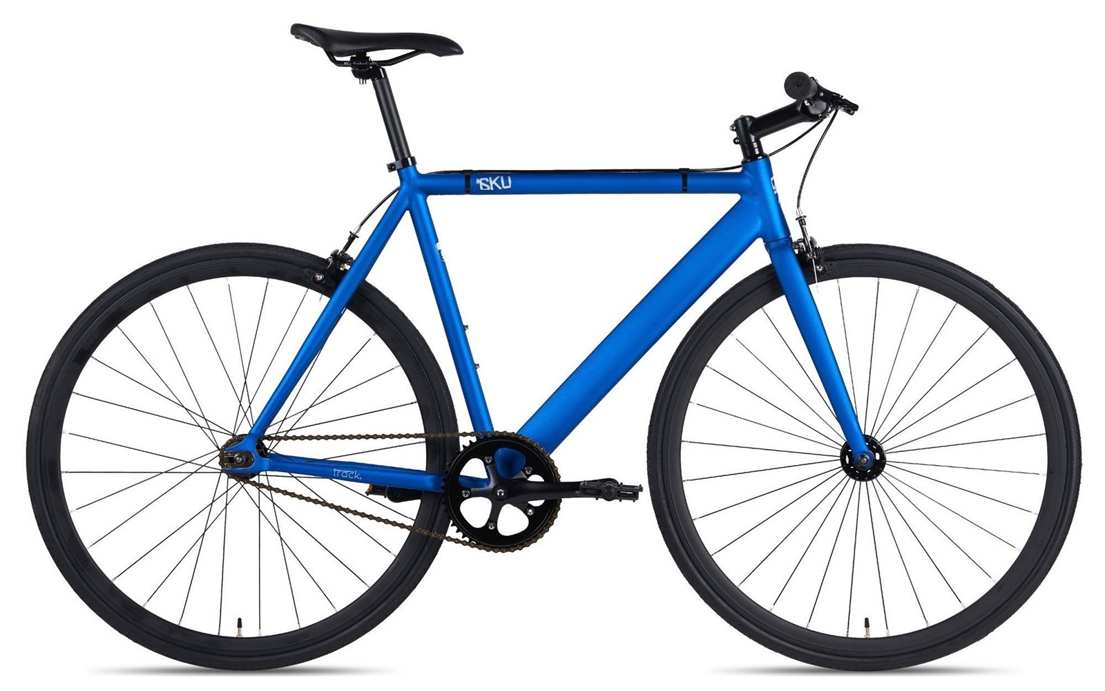 Велосипед 6KU Urban Track Blue (fixed gear) за 9499900 руб.