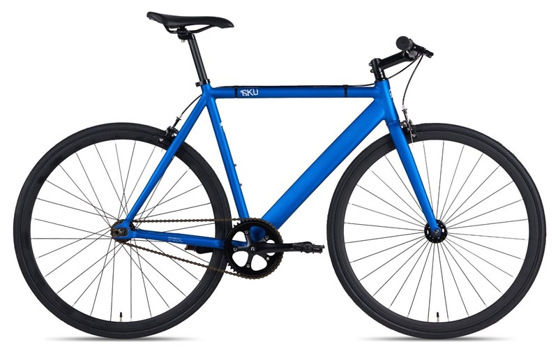 Велосипед 6KU Urban Track Blue (fixed gear) за 8699900 руб.