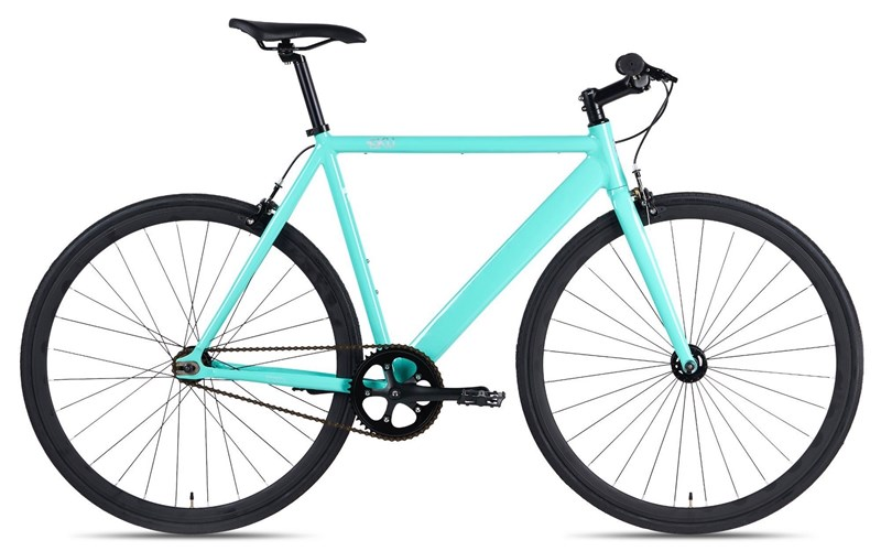 Велосипед 6KU Urban Track Celeste (fixed gear) за 8699900 руб.
