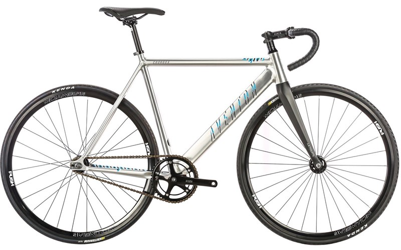 Велосипед Aventon Cordoba 2018 Polished (fixed gear) за 14399900 руб.