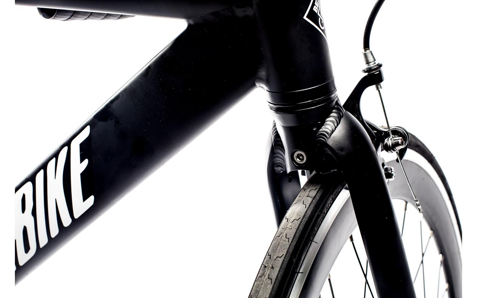 Велосипед Bear Bike Armata черный за 10350000 руб. в магазине городских велосипедов Citybikes