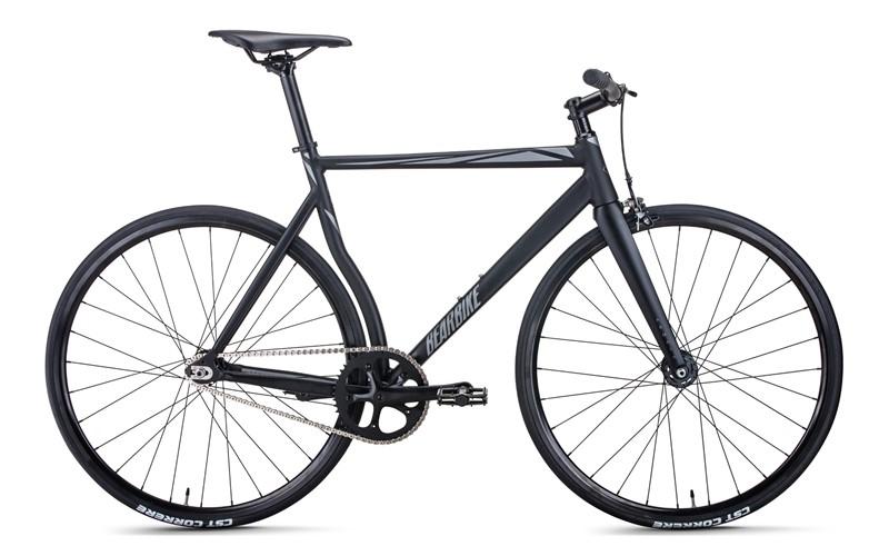 Велосипед Bear Bike Armata чёрный за 13999900 руб.