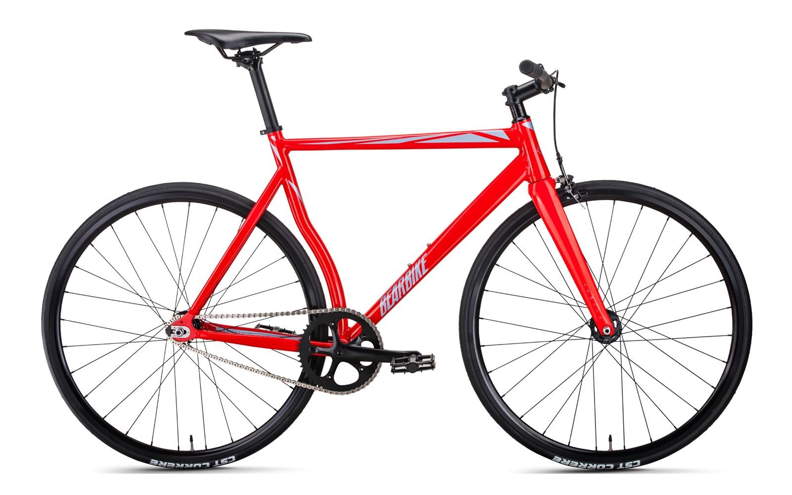 Велосипед Bear Bike Armata красный за 13999900 руб.