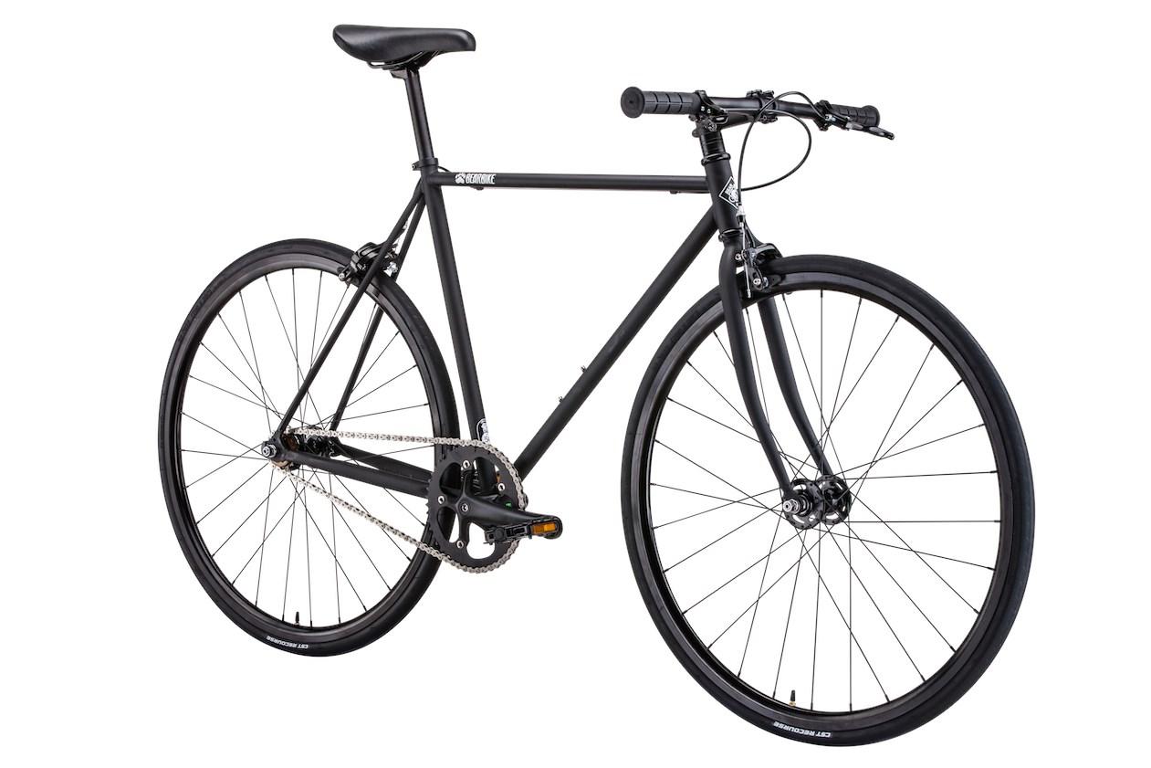 Велосипед Bear Bike Madrid за 6399900 руб. в магазине городских велосипедов Citybikes