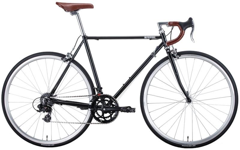Велосипед Bear Bike Minsk чёрный за 11699900 руб.
