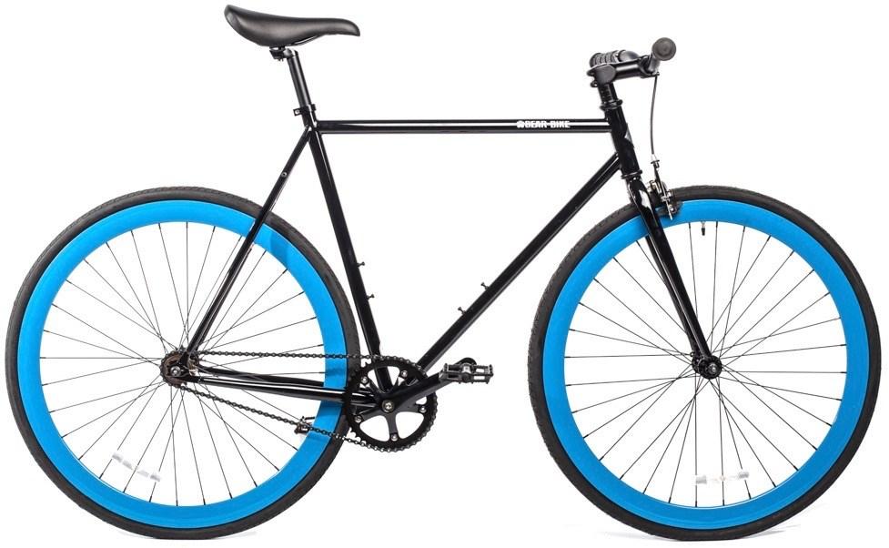 Велосипед Bear Bike Minsk (fixed gear) за 6380000 руб.