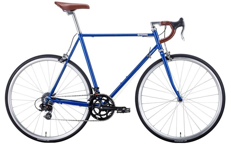Велосипед Bear Bike Minsk синий за 11699900 руб.