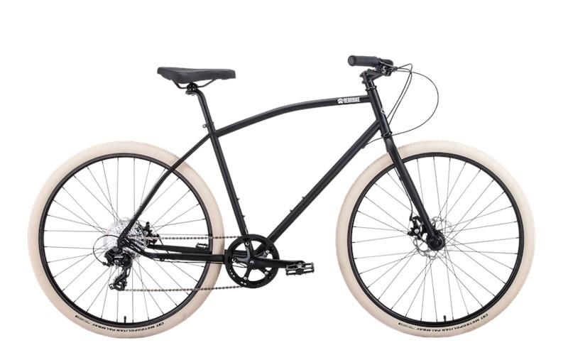 Велосипед Bear Bike Perm чёрный за 10499900 руб.
