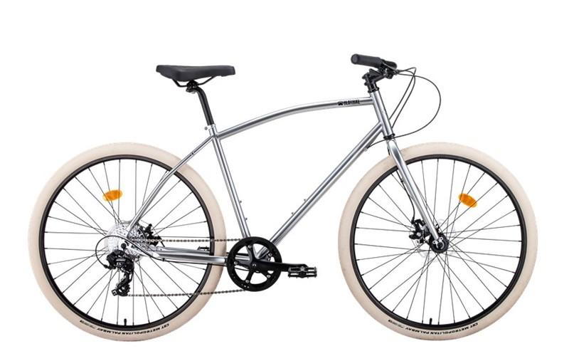 Велосипед Bear Bike Perm хром за 10499900 руб.