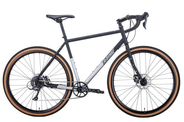 Велосипед Bear Bike Riga чёрный за 16599900 руб.
