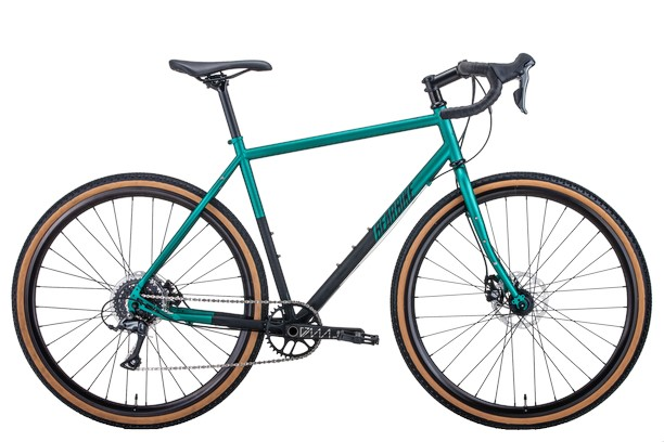 Велосипед Bear Bike Riga зелёный за 16599900 руб.
