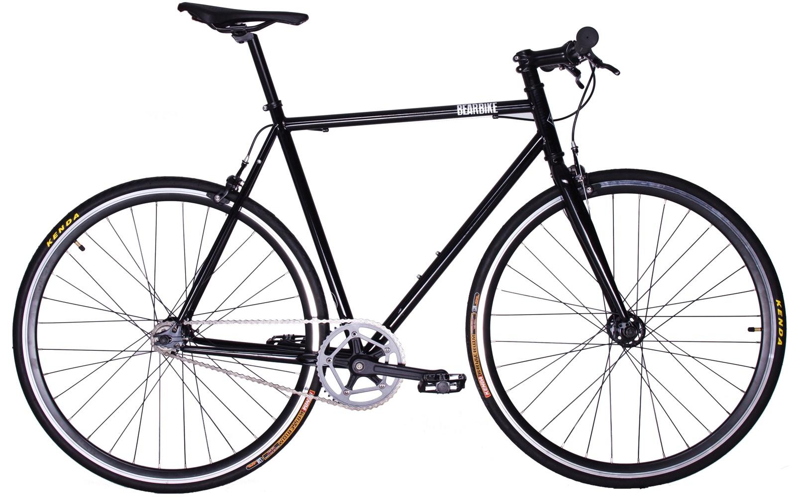 Велосипед Bear Bike Yaroslavl (fixed gear) за 6400000 руб.