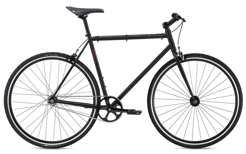 Велосипед Fuji Declaration 2016 Black (fixed gear) за 9499900 руб.