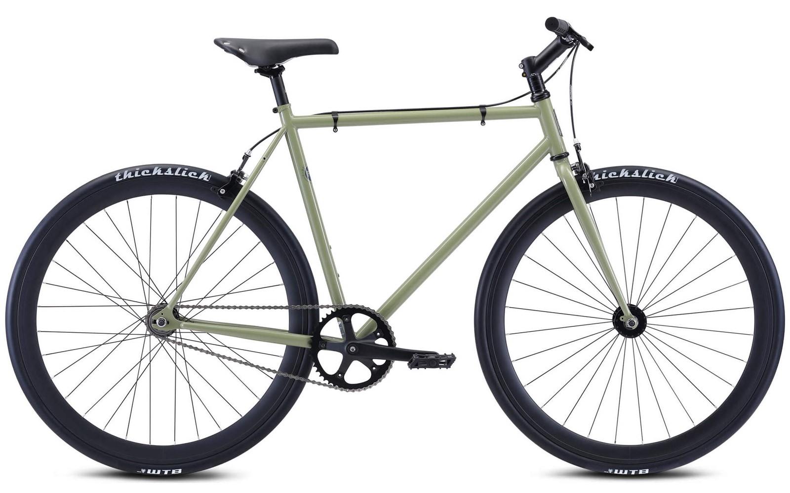 Велосипед Fuji Declaration Khaki Green за 11299900 руб.