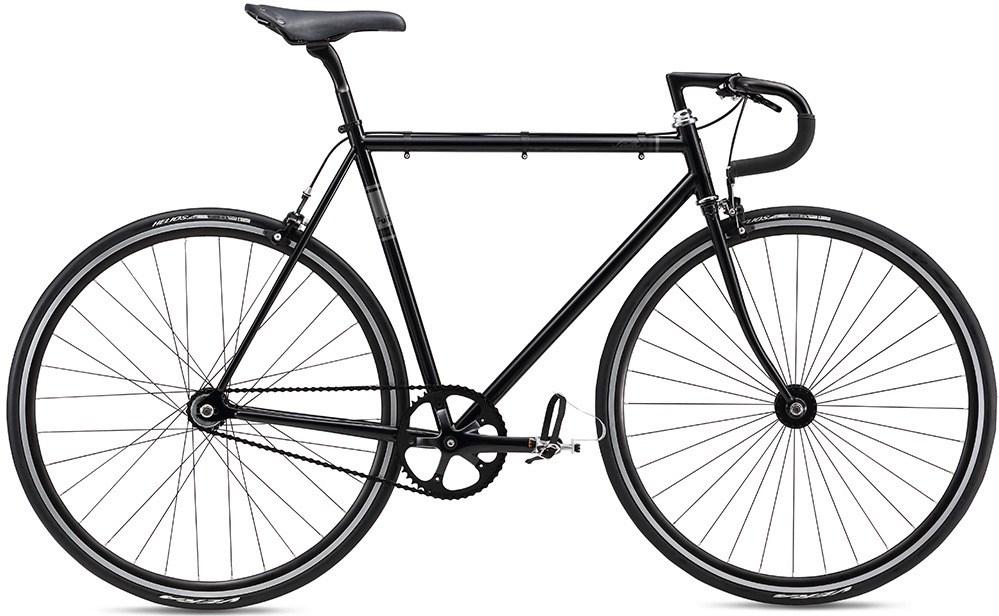 Велосипед Fuji Feather 2016 Black (fixed gear) за 10999900 руб.