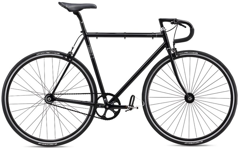 Велосипед Fuji Feather 2016 Black (fixed gear) за 10999900 руб.