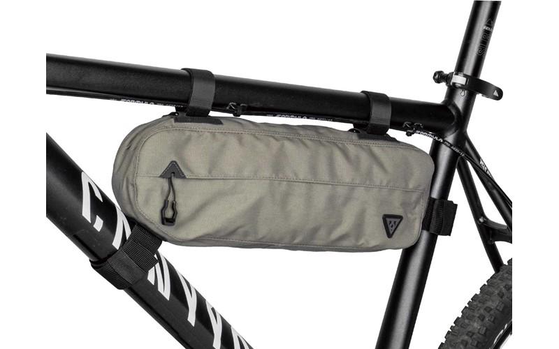 Велосумка на раму Topeak MidLoader 4.5L зелёная за 1449900 руб.