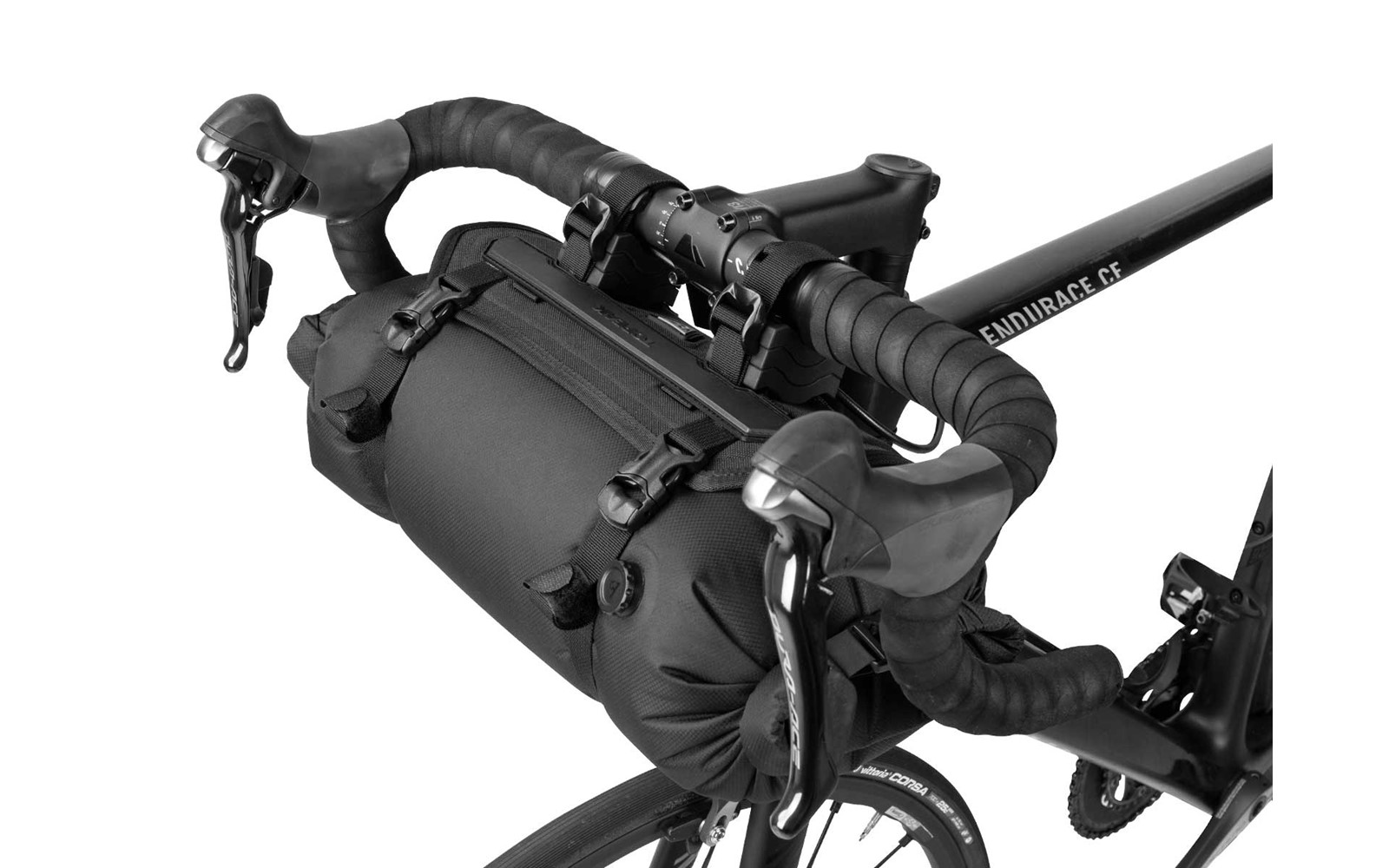 Велосумка на руль Topeak FrontLoader чёрная за 1899900 руб.