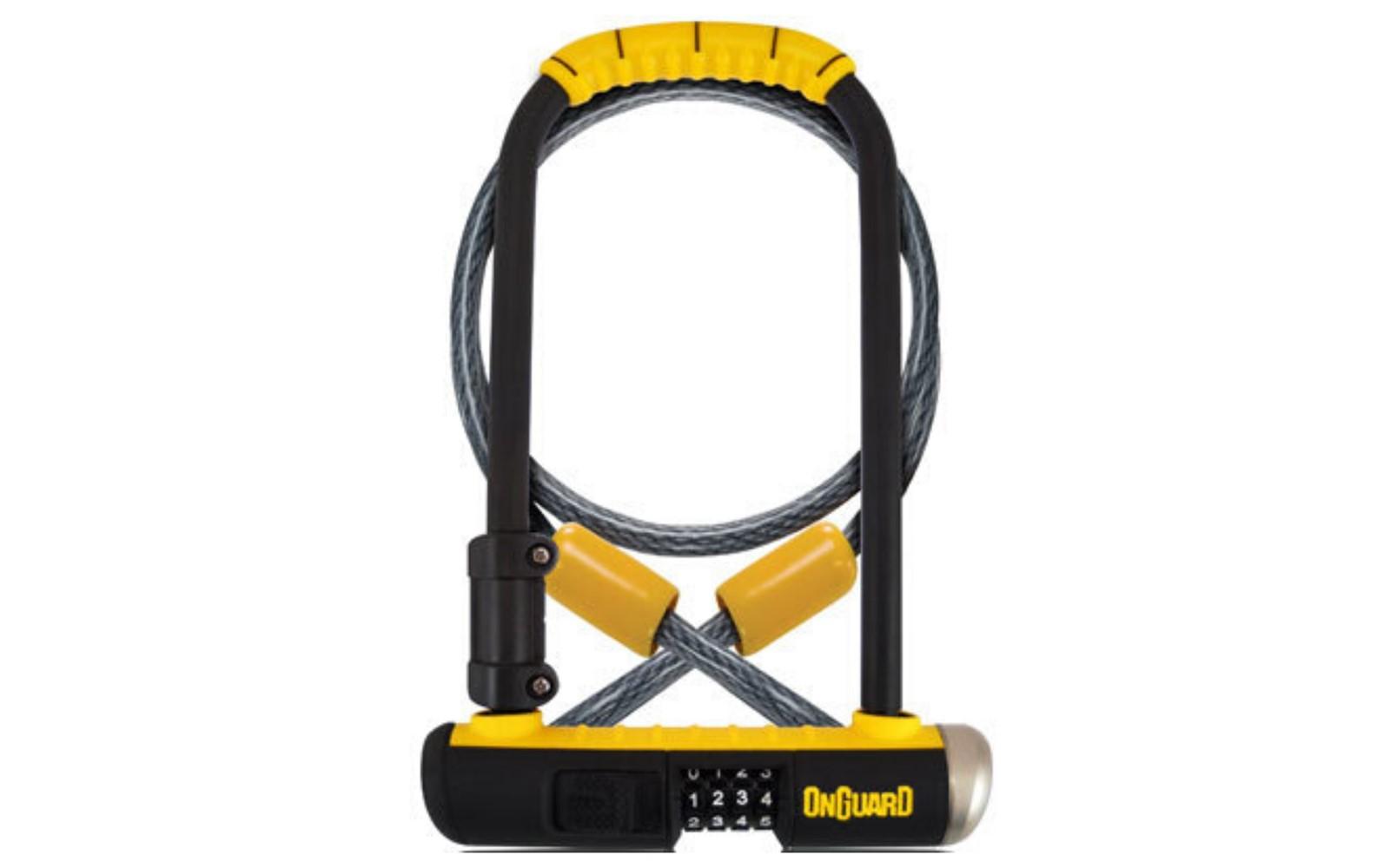 Велозамок Onguard Bulldog Combo DT за 854900 руб.